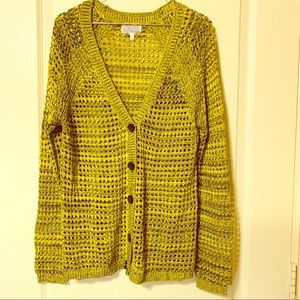 Neon Cardigan Lucca Couture